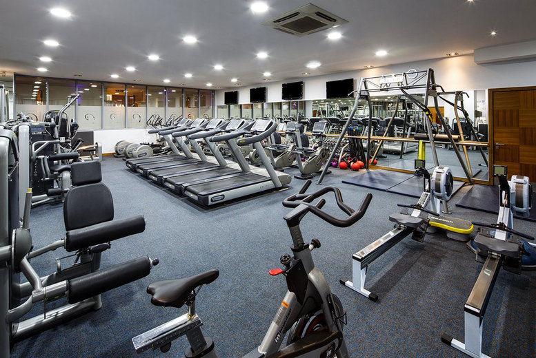 Crowne Plaza Reading-Gym