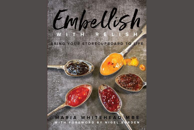 Embellish With Relish Recipe Cookbook