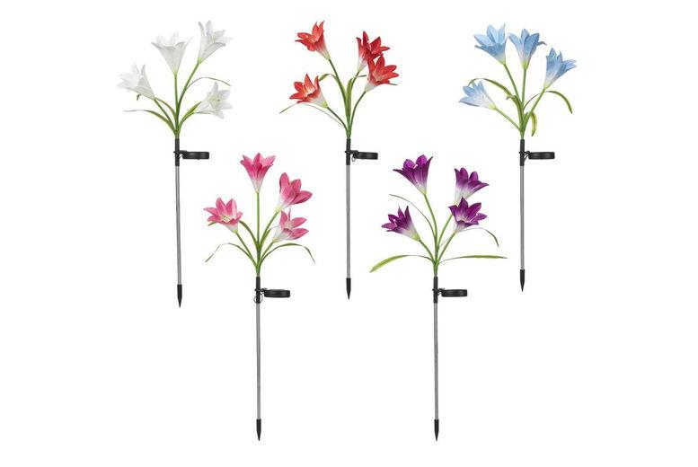 2-Pack-Lily-Flower-Solar-Power-Garden-Lights-Stake-Lights-2