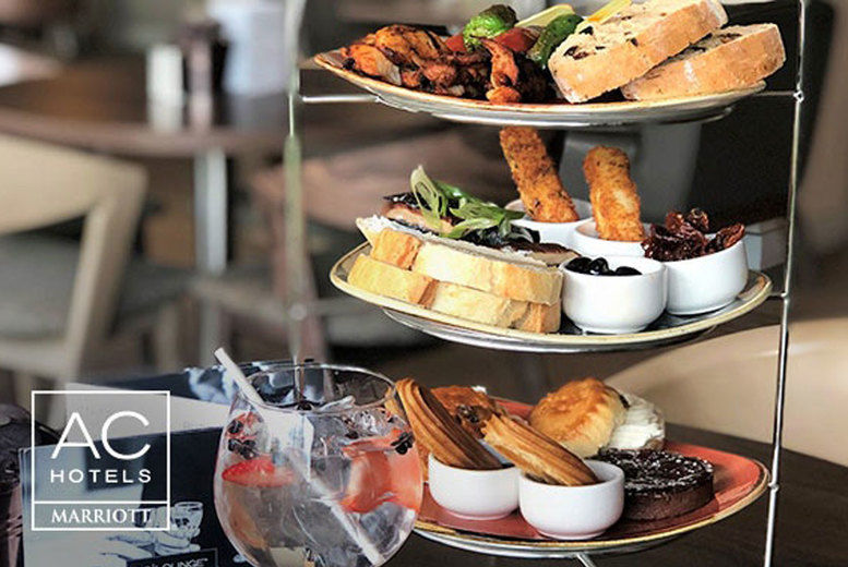 Spanish Afternoon Tea & Gin For 2 Voucher
