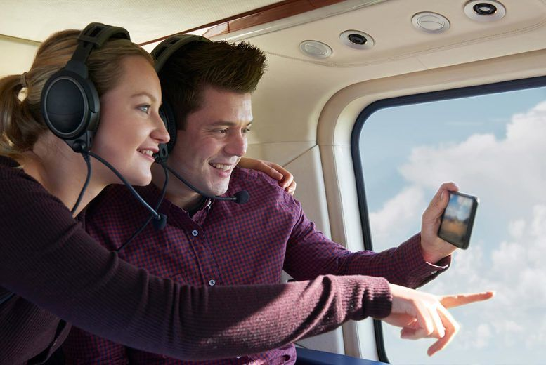 Helicopter Flight Experience Voucher - Multi Location