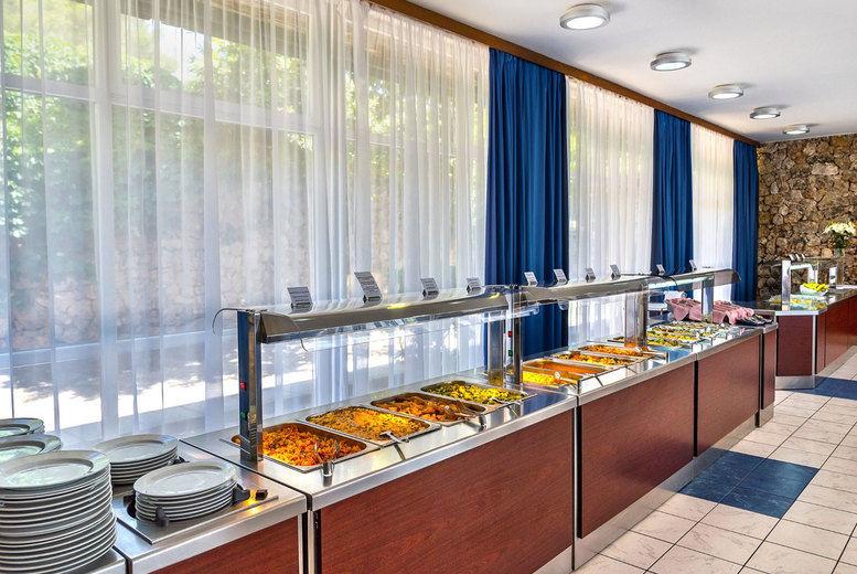 Holiday Village Sagitta - buffet