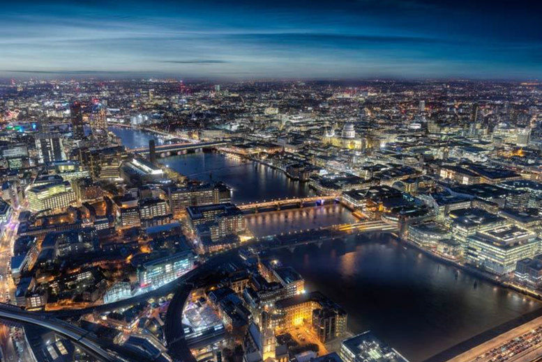London, Stock Image - Aerial 2