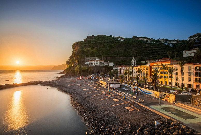 Madeira-Sunset