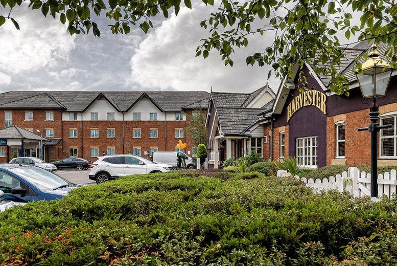 Holiday Inn Express London Gatwick-Crawley - restaurant