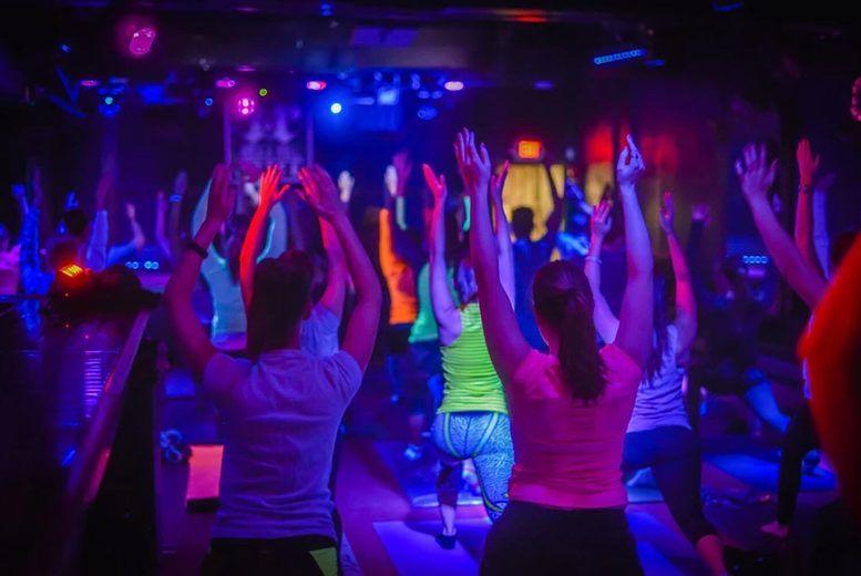 Hip-Hop Pilates Class Voucher