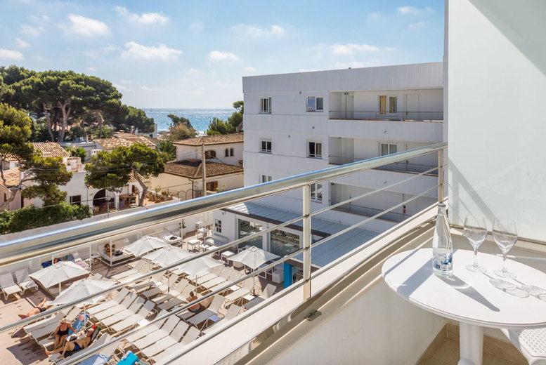Hotel Triton Beach - balcony