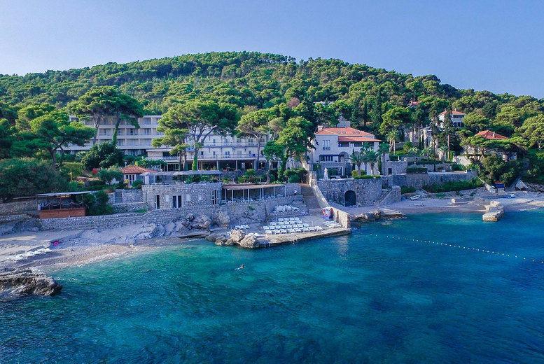 Dubrovnik Hotel Splendid-Front