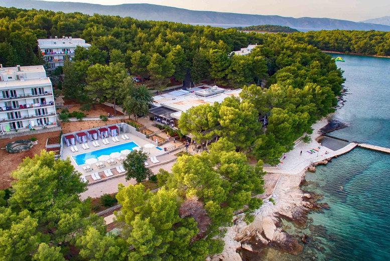 LABRANDA Senses Resort - aerial view