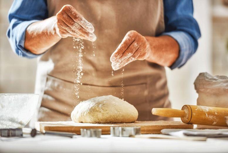 Artisan Bread Making Class Voucher - 3 Locations!