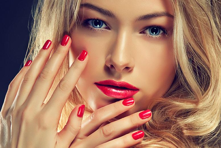 Colour Couture Gel Manicure | Nottingham | Wowcher