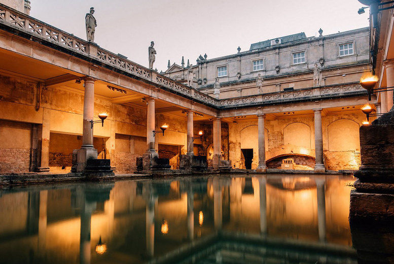 Bath-Roman Baths