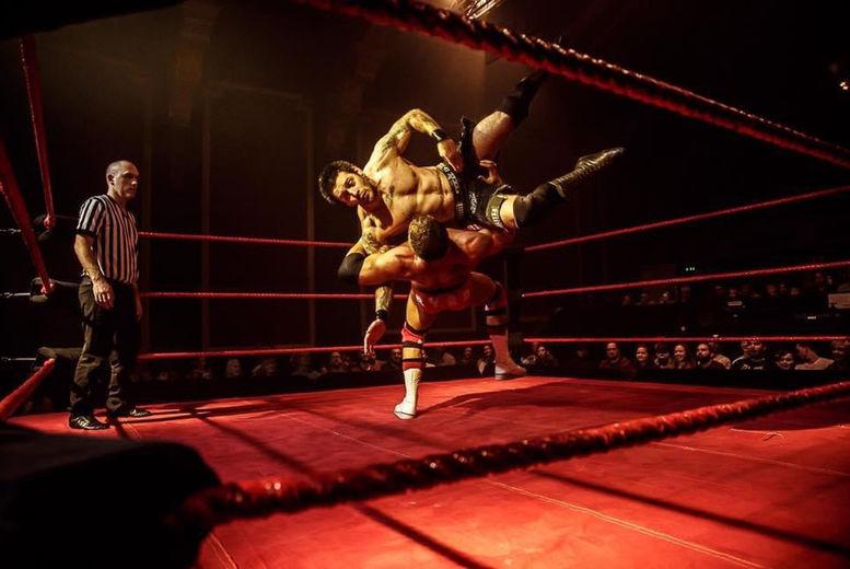 CSF Wrestling Event Ticket Voucher