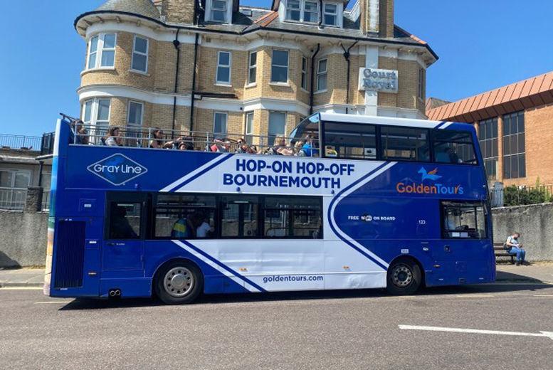 Hop-on Hop-off Bus Tour Deal - Bournemouth