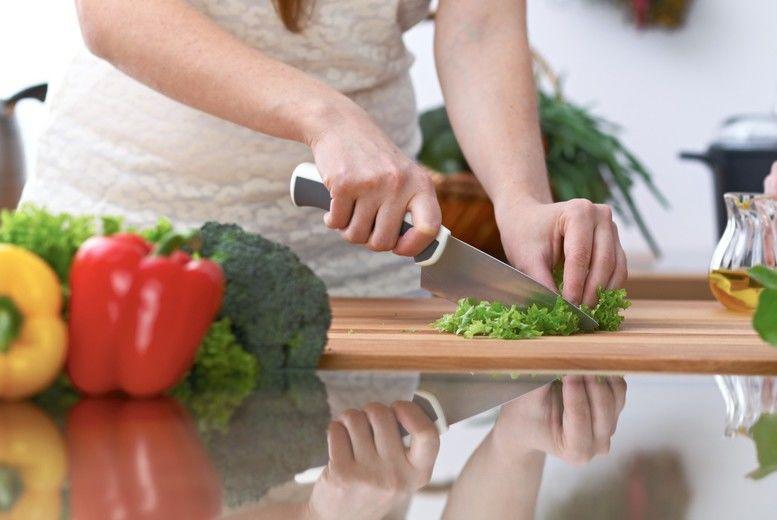 Knife Skills Class Voucher - London