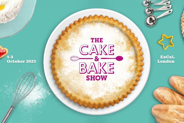 The Cake & Bake Show Voucher