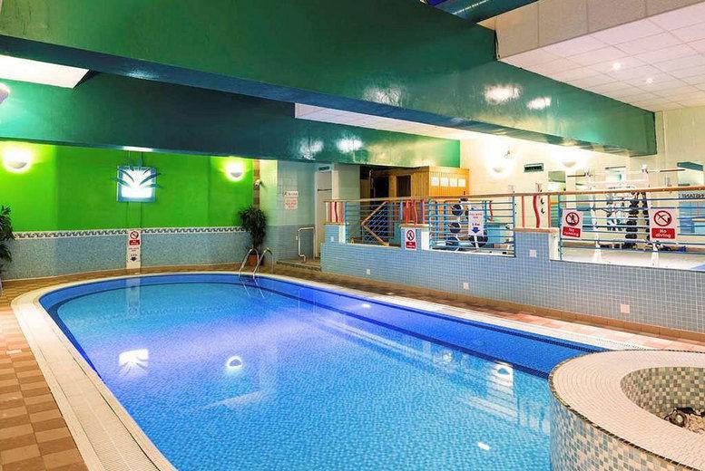 Mercure Ayr Hotel-Swimming pool