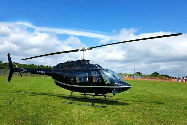 Helicopter Flight for 2 Voucher - Multi Locations