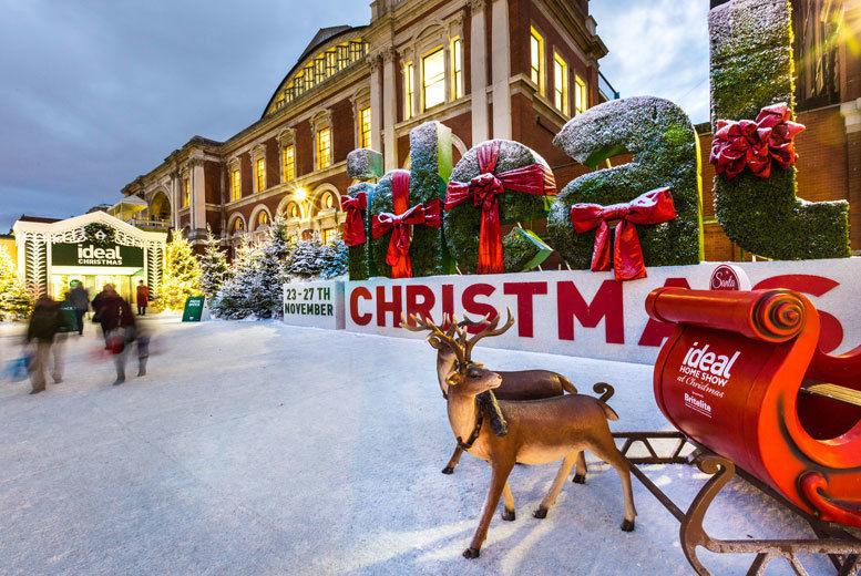 Christmas Ideal Home Show
