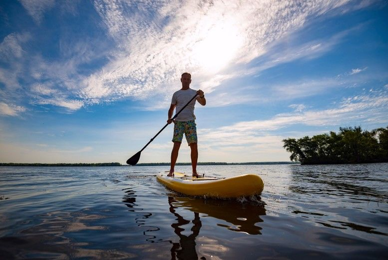 Paddle Boarding Voucher - Chepstow