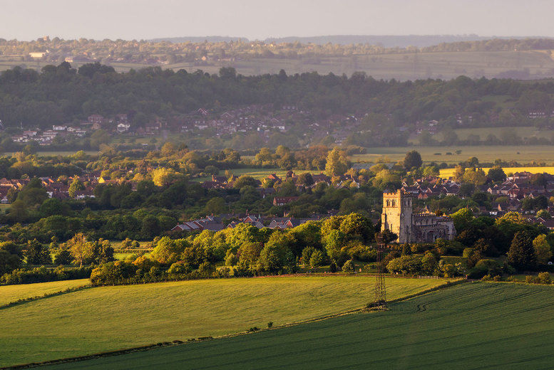 Hertfordshire-Aerial
