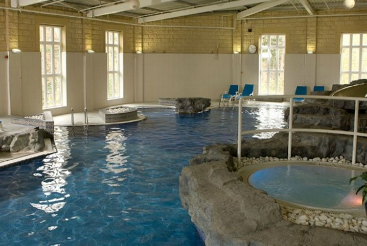 Slaley hall spa day newcastle wowcher for Swimming pool treatment options
