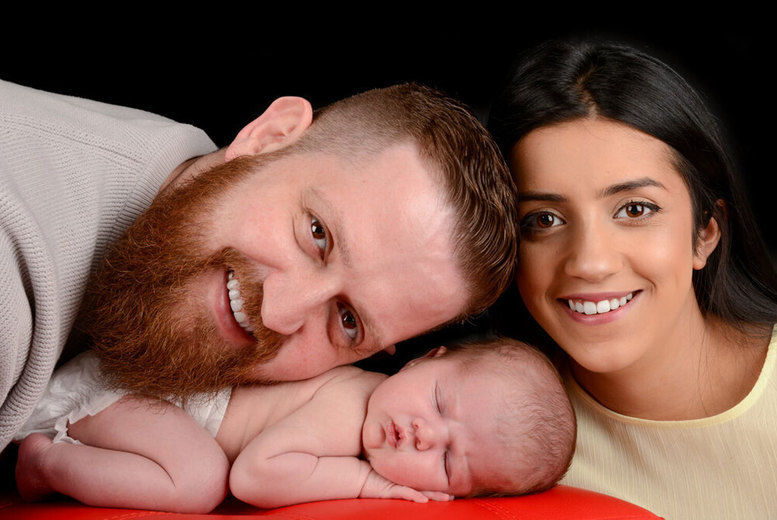 Parents & Baby Photoshoot Voucher