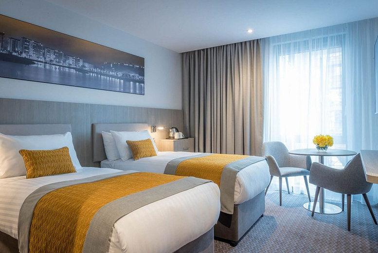 Maldron Hotel Belfast City - Twin Bedroom