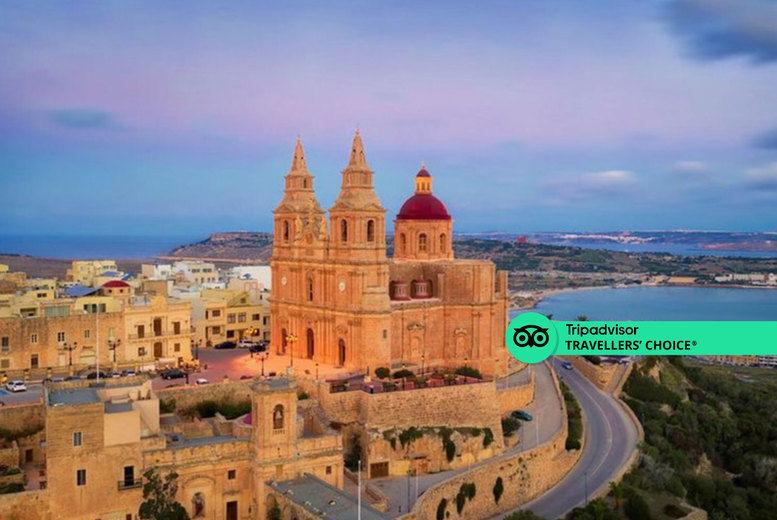 Mellieha, Malta Stock Image