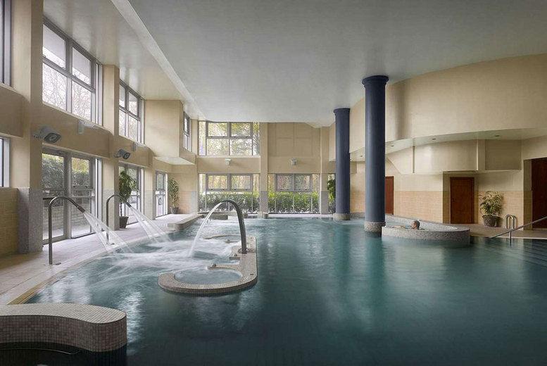 Radisson Blu Hotel & Spa-pool
