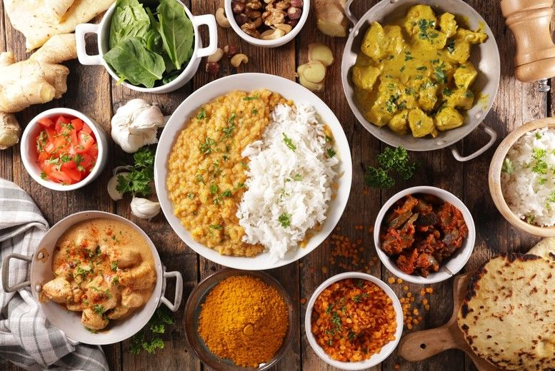 Indian Cookery Class For 2 Voucher