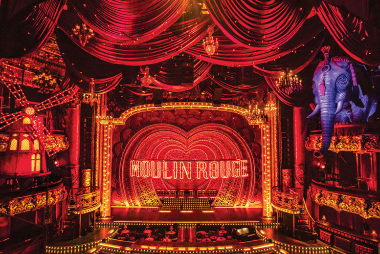 Moulin Rouge-Show