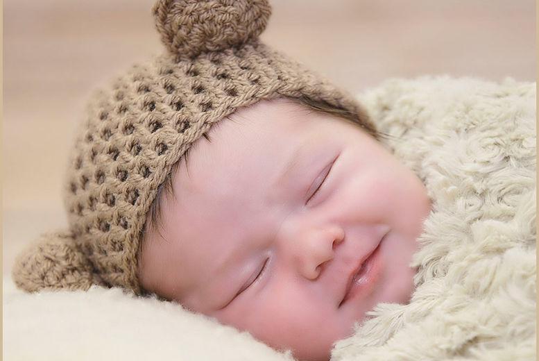 Newborn Photoshoot & Print Deal - Stansted Abbotts