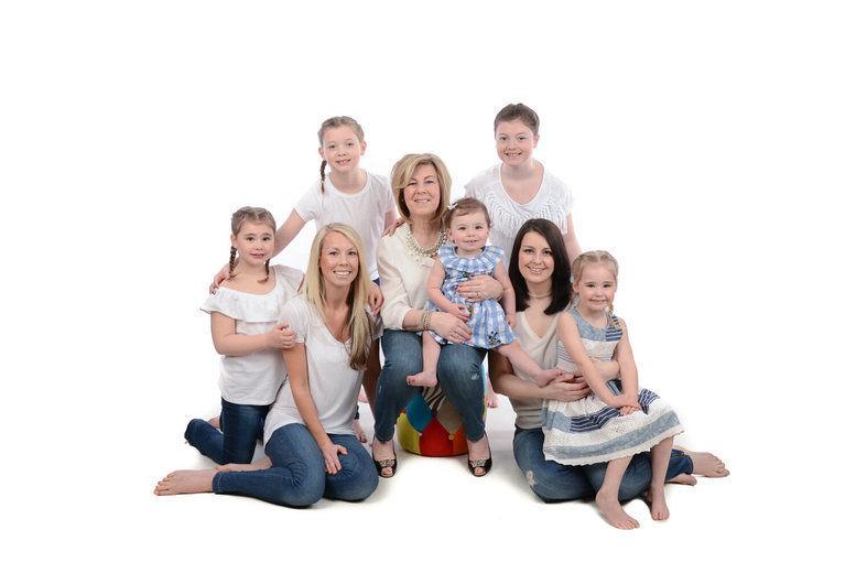 Family Photoshoot - 3 Prints & Voucher - Glasgow