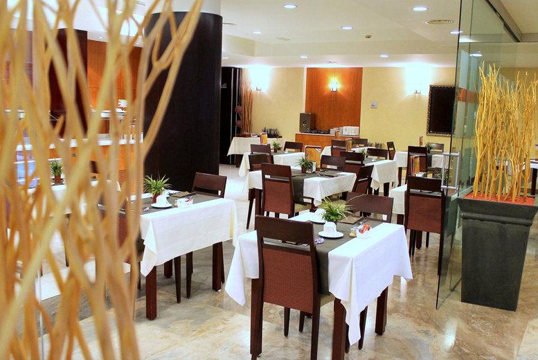 Hotel Catalonia Brussels - Restaurant