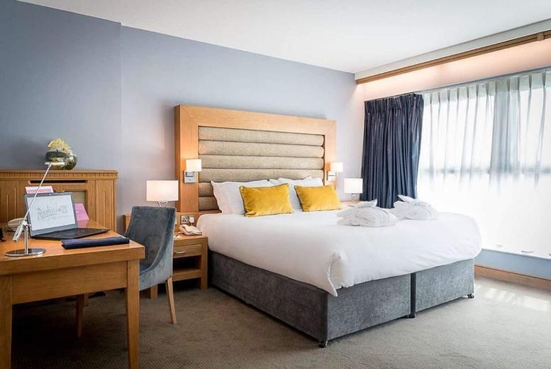 Radisson Blu Hotel & Spa, Cork - Bedroom