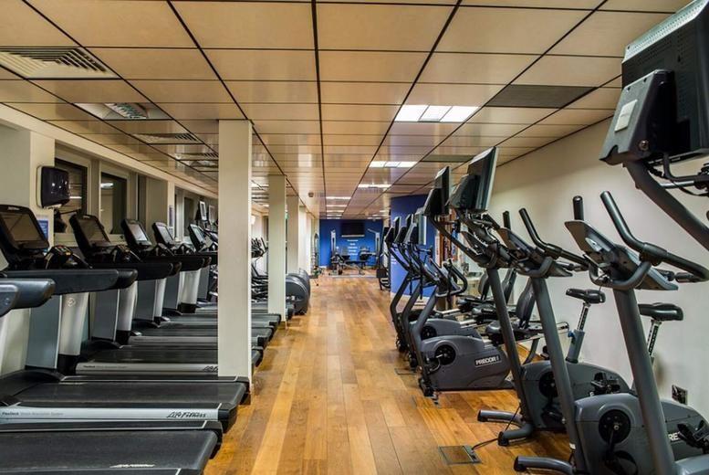 Radisson Blu Hotel & Spa, Cork - Gym