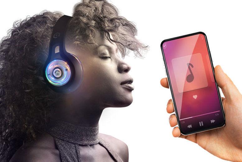 AQUARIUS-ACCESSORIES-Bluetooth-folding-headphones-with-flashing-light-2