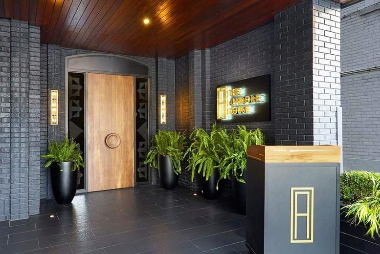 The Anndore House - Entrance