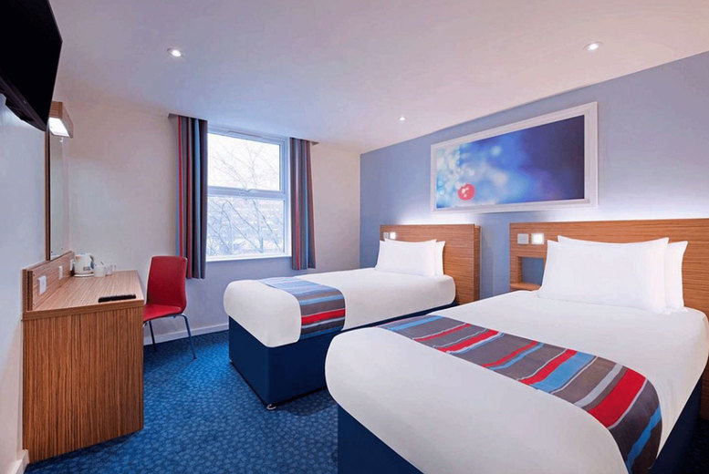 Travelodge Dublin City Centre, Rathmines - Twin Bedroom