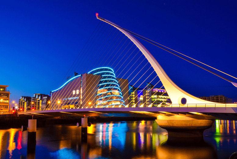 Dublin, Ireland Stock Image