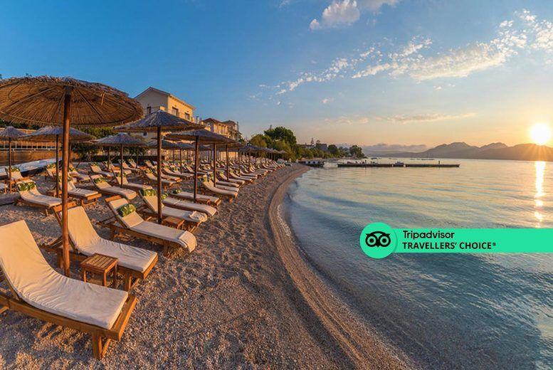 Corfu, Greece Stock Image