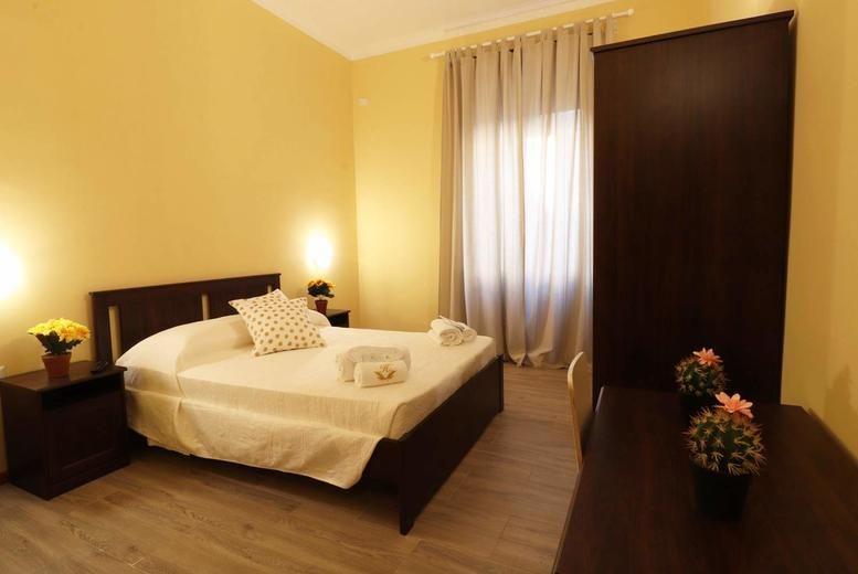 Hotel Golden Milano - Bedroom
