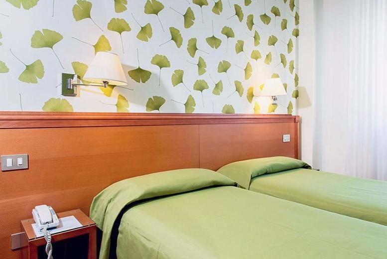 Eco-Hotel Milano - Bedroom