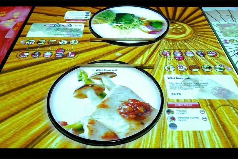 'Unlimited' Inamo Sushi Voucher - London