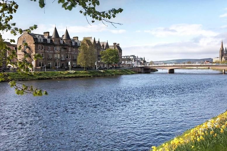 Best Western Inverness Palace Hotel & Spa - Exterior