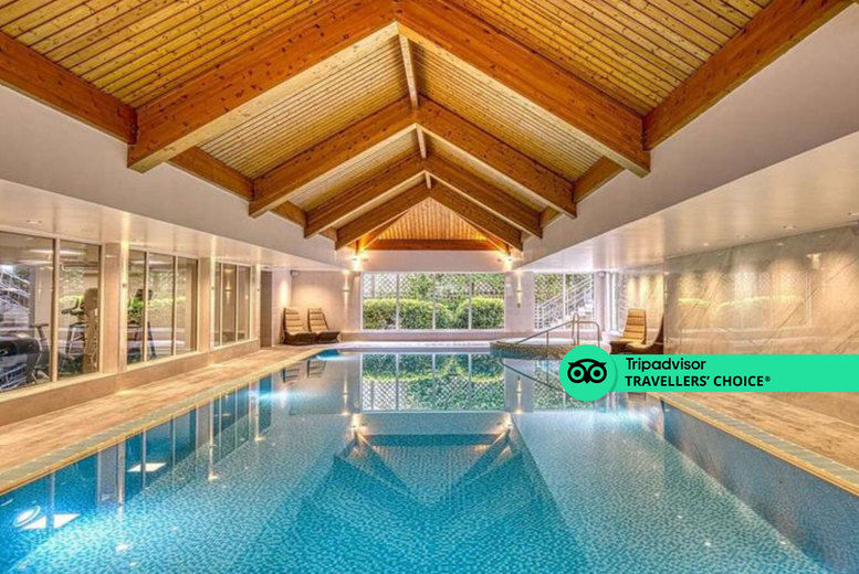 Best Western Inverness Palace Hotel & Spa - Indoor Pool