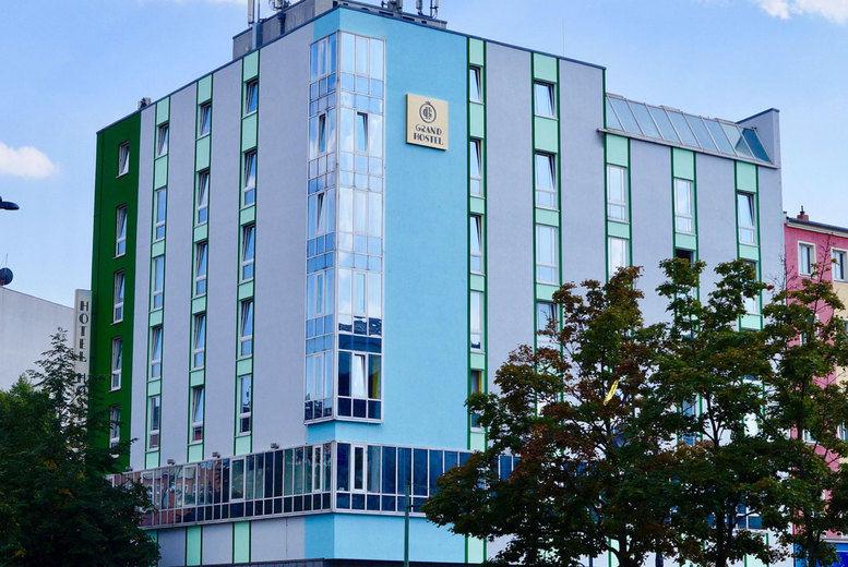 Comfort Hotel Lichtenberg - exterior