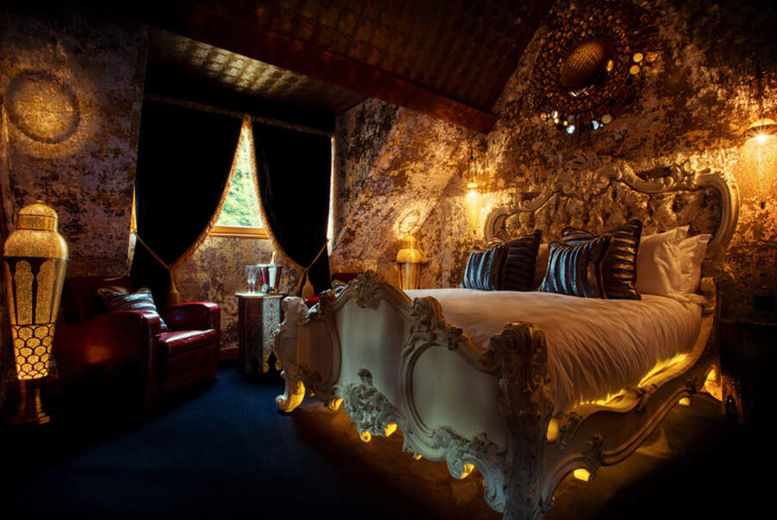 Win A 5* Crazy Bear Stay For 2 Competition Deal