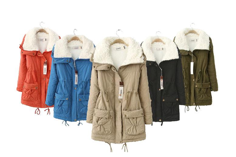 Ladies-Cosy-Drawstring-Parka-Jacket-1